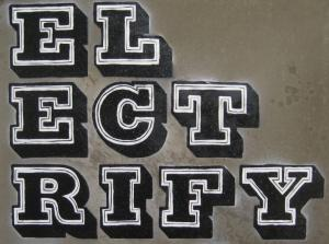 Electrifying 08 Eine