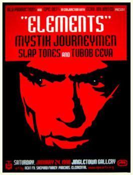Shepard Fairey, Elements