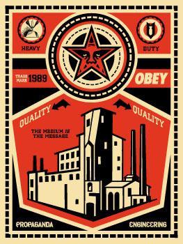 Shepard Fairey, Factory
