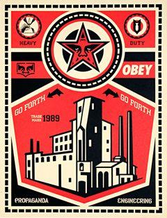 Shepard Fairey, Factory (Levi's Edition)