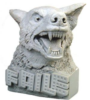 Faile, Faile Dog Sculpture