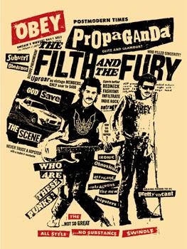 Shepard Fairey, Filth and Fury