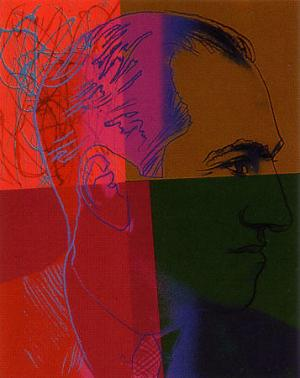 Andy Warhol, George Gershwin - Jews of the 20th Century