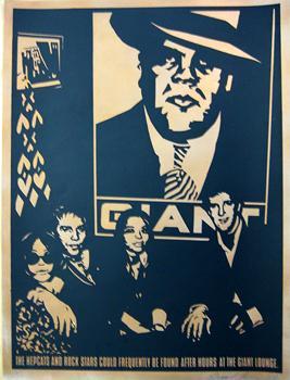 Shepard Fairey, Giant Lounge
