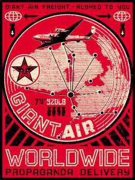 Shepard Fairey, Giant Air