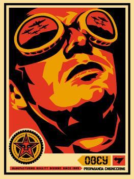 Shepard Fairey, Goggles
