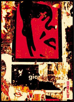 Shepard Fairey, Half Face