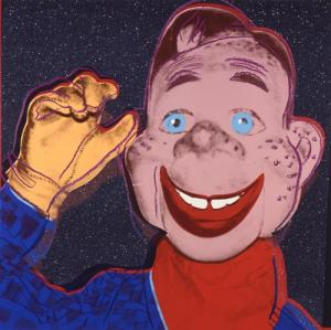 Andy Warhol, Howdy Doody - Myths Suite of 10