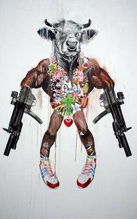 Antony Micallef, Improvised Minotaur
