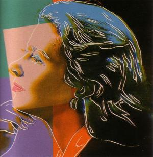 Andy Warhol, Ingrid Bergman Herself