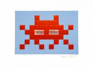 Invader, Invasion Red
