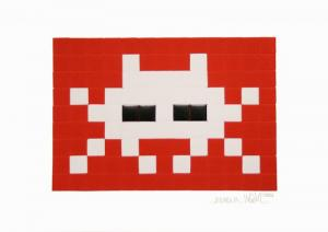 Invader, Invasion White