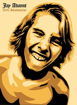 Shepard Fairey, Jay Adams