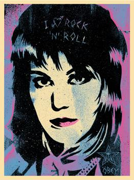 Shepard Fairey, Joan Jett Pop