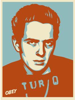 Shepard Fairey, Strummer Poster