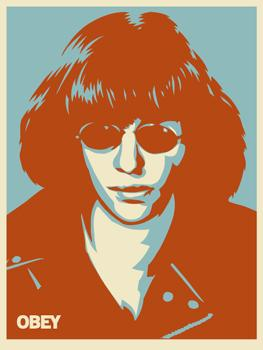 Shepard Fairey, Ramone Poster