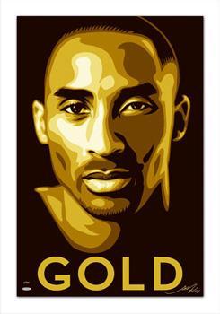 Shepard Fairey, KOBE Gold