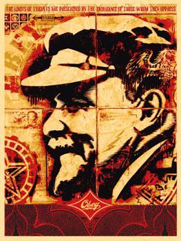 Shepard Fairey, Lenin Record