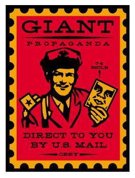 Shepard Fairey, Mailman