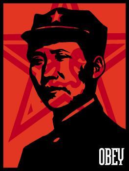 Shepard Fairey, Mao