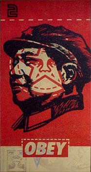 Shepard Fairey, Mao Banner