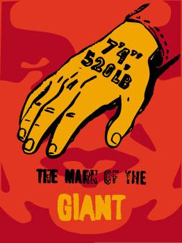 Shepard Fairey, Mark of the Giant