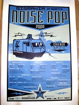 Shepard Fairey, Noise Pop Chicago