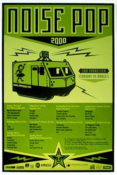 Shepard Fairey, Noise Pop
