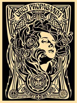 Shepard Fairey, Nouveau Black