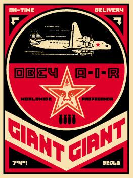 Shepard Fairey, Obey Air