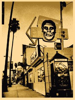 Shepard Fairey, Obey Fiend Skull