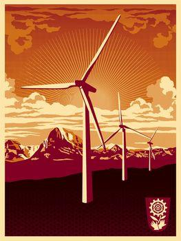 Shepard Fairey, Obey Windmill
