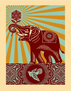 Peace Elephant (PCP)