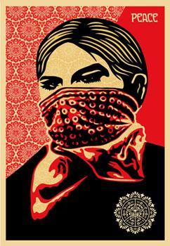 Shepard Fairey, Zapatista Woman