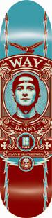 Shepard Fairey, Plan B Danny Way 