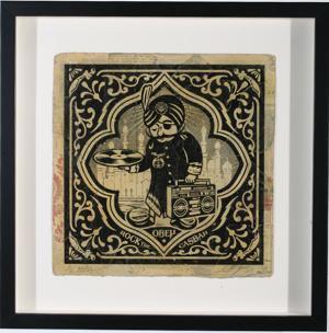 Shepard Fairey, Rock the Casbah Album Cover HPM