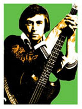 Shepard Fairey, Roxy Music Graham Simpson