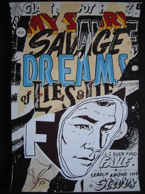 Faile, Savage Dreams F-Head