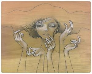 Audrey Kawasaki, Silent Stories