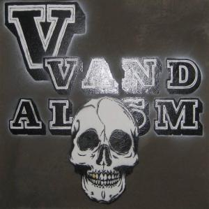 Vvandalism Skull 08