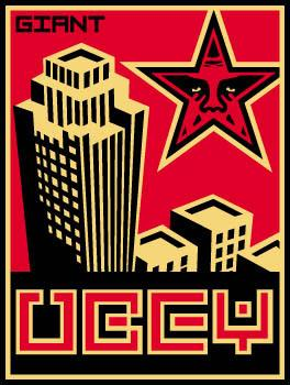 Shepard Fairey, Skyline 