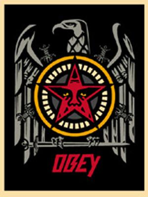 Shepard Fairey, Slayer Eagle
