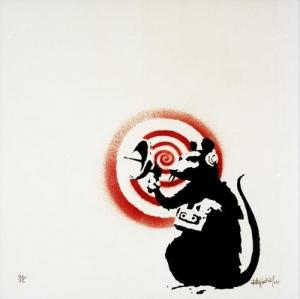 Banksy, Radar Rat