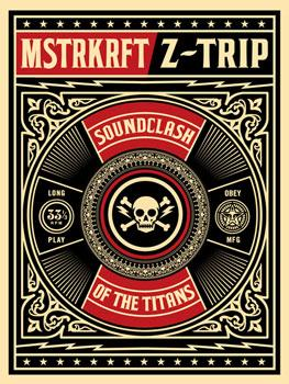 Shepard Fairey, Soundclash of the Titans