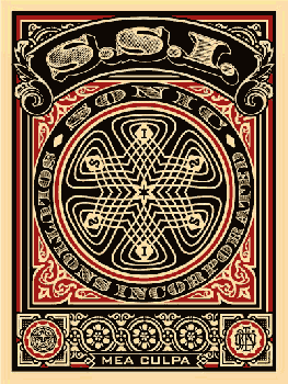 Shepard Fairey, SSI Black and Red