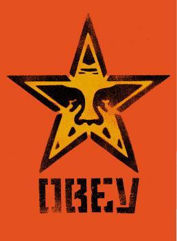 Shepard Fairey, Star Stencil