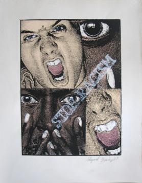 Shepard Fairey, Stop Racism