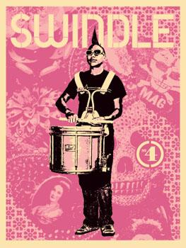 Shepard Fairey, Swindle 4