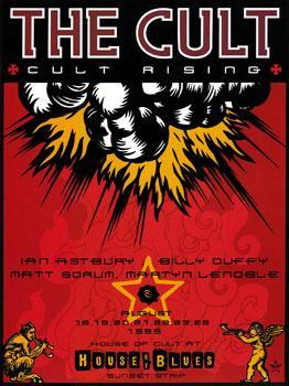 Shepard Fairey, The Cult