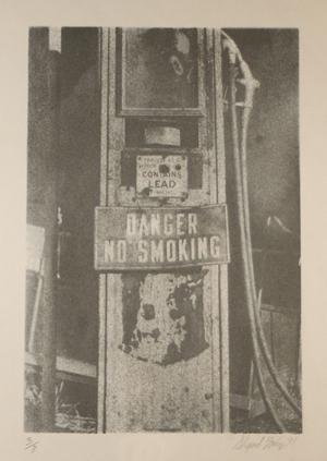 Shepard Fairey, Danger No Smoking